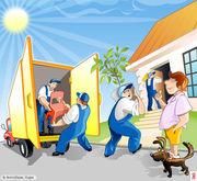Услуги грузчиков. переезд. вывоз мусора