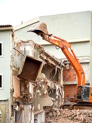 Снос- демонтаж любых строений. Вывоз мусора