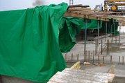 Продажа пологов ПВХ и укрытий для строительства по выгодным ценам