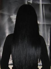 Наращивание волос на дому!