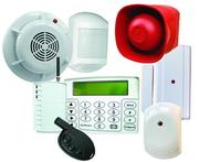 Монтаж,  наладка и ремонт пожарной сигнализации